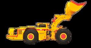 Caricatore LHD sotterraneo FL14